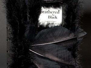 Feathered in Black Poetry Book
