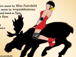 Roller Derby Poster: September 2008